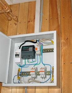 электрическая проводка в квартире.  Эл проводка в доме.