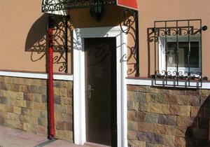 металлическая дверь для кабинета