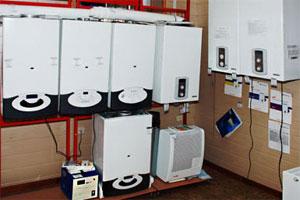 Кроме того, монтаж электрического котла не предполагает...  Настенные газовые котлы являются более популярными, так...