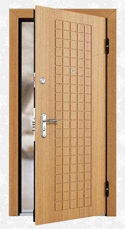 металлические двери надежность