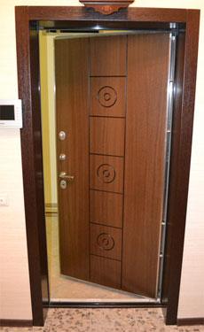 двери металлические под заказ от производителя
